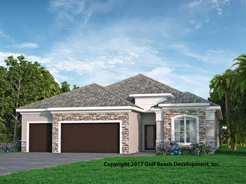 Crestridge | Florida House Plan | David Christ & ociates on concrete house designs, timber frame house designs, log house designs, straw bale house designs, zero energy house designs, ice house designs, wood house designs, sap house designs,