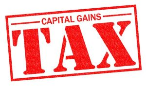 Home sellers and capital gains tax