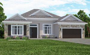 Highlands ranch house plan