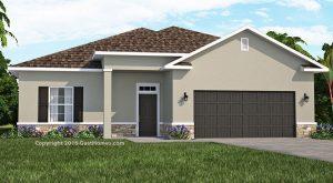 Spring Ridge ICF home plans