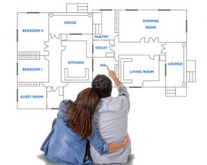 One time closing construction loans