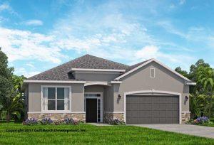 Summerport ICF house plan