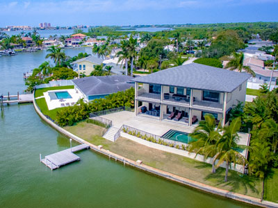 Seminole waterfront homes for sale