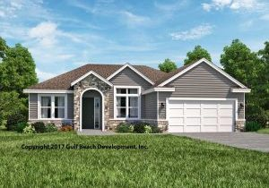 Grandview Icf home plan