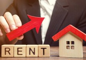rent is skyrocketing